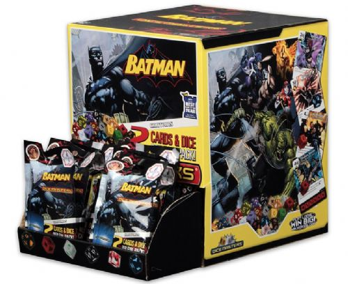 Batman DC Dice Masters Booster
